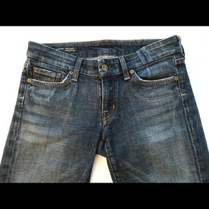 Citizens of Humanity Jeans 27 Short